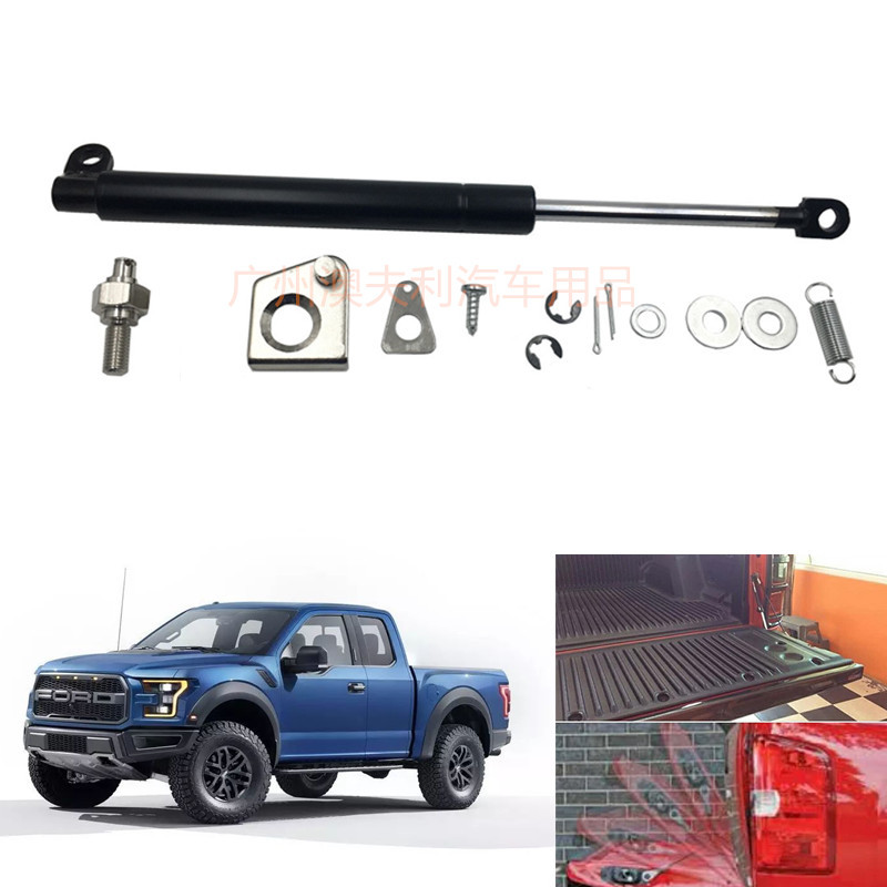 REAR GATE STRUT SHOCK TAIL GATE GAS SLOW DOWN FIT FOR FORD RANGER T6 T7 XL PX XLT WILDTRAK 2012-2017 CAR ACCESSORIES