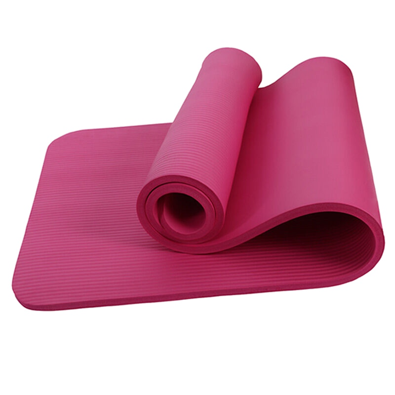 2019 good! rubberen antislip verbrede oefenmatten fitness yogamattenrubberen antislip verbrede oefenmatten fitness yogamatten en pilates comfortabele yogamatten van schuim im