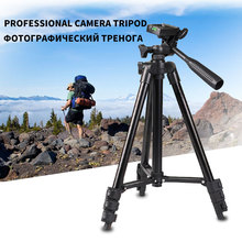 New Profesional Camera Mini Tripod Stand with Ball Head Mount for All Models Digital SLR DSLR Holder Stativ Mobile Flexible