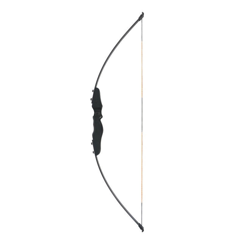 30-40lbs Straight Bow Split 51 Inches  And fiberglass Arrow For Children Youth Archery  Shooting  Kids Bow 3