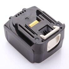3000 mah Puissance Outil Rechargeable Batterie pour MAKITA 14.4 V BL1430 BTD133RFE. BTD130FRFE, BTD135RHE, DC18RC/DC18SC BTS130RFE