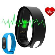 M2 smart bluetooth сердечный ритм браслет IP67-level водонепроницаемый sleepwatch браслет