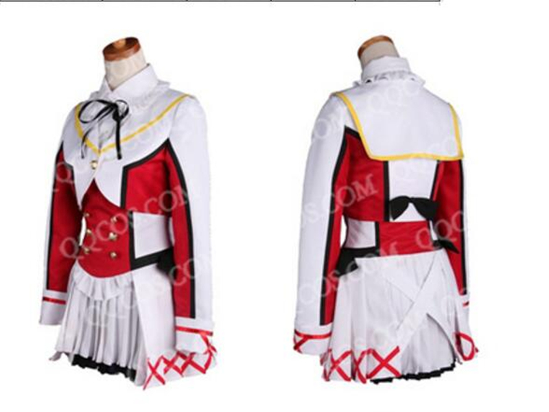 Japanese Amine Lovelive2 OP2 Minami Kotori Cosplay Costume Custom Made Beautiful Girl Hot Sale Clothing