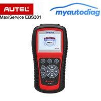 AUTEL MaxiService EBS301 elektrikli fren servis aracı güvenli ve profesyonel yedek fren balataları okur ve temizler EPB/SBC DTC