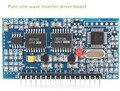 """Frete Grátis! 1 PCS senoidal Pura inversor de onda bordo motorista EGS002 """"EG8010 + IR2110"""" módulo de driver"""