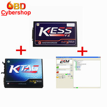 Kess V2 V2.22 OBD2 Tuning Kit No Token Limitation V2.10 KTAG K-TAG Hardware V5.001 KTAG  ECM TITANIUM V1.61 with 18475 Drive