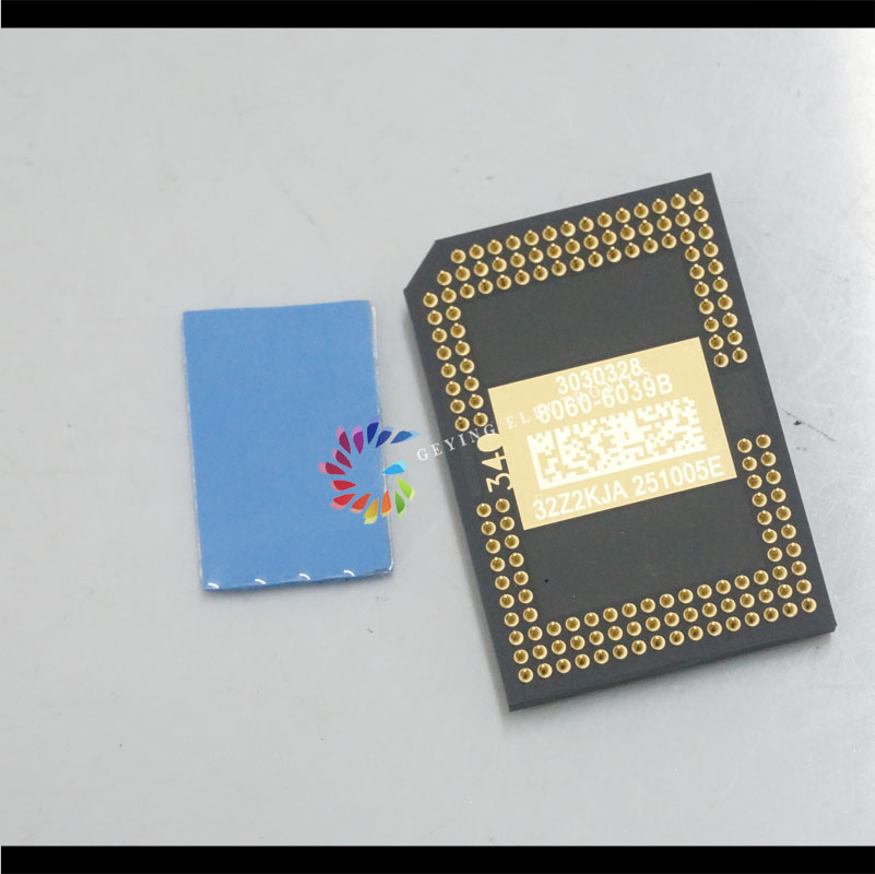 Free Shipping Second-hand DMD CHIP 8060-6038B 8060-6438B 8060-6039B 8060-6439B For X110 P1166 x1110 X1130 P X1161 free shipping second hand 1280 6038b 1280 6039b dmd chip for is500 mw512 in3116 w600 with 1 month