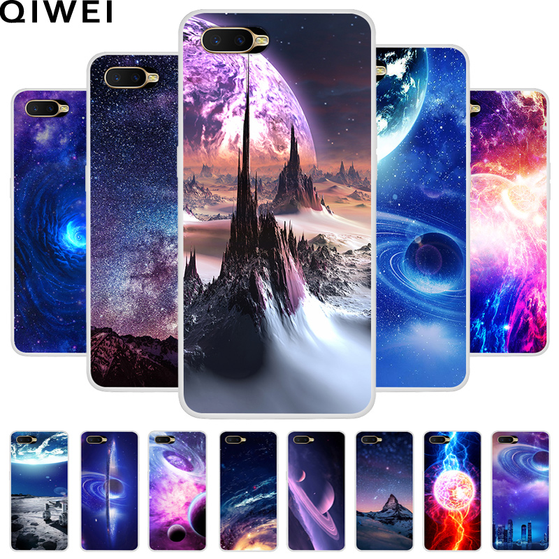 brand new 05f49 7e1cd US $2.07 5% OFF|For OPPO RX17 Pro Case RX 17 Pro Star Soft TPU Silicone  Back Cover For Oppo R17 Pro R15X A3S A37 A5 A7 A7X K1 F5 F7 Phone Cases-in  ...