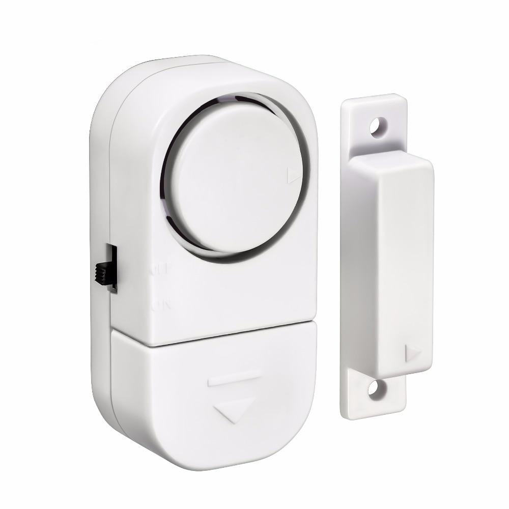 2020 New Fuers 1pcs Magnetic Sensor Independent Door Sensor Wireless Home Window Door Entry Anti Thief Security Alarm System
