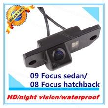 Waterproof Night vision CCD Parking backup reverse camera rearview Camera for Ford Focus 2 sedan (2005-2011) C-Max(2003-)