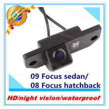 Waterproof Night vision CCD Parking backup reverse camera rearview Camera for Ford Focus 2 sedan (2005-2011) C-Max(2003-)