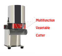 Electric Vegetable Cutter Commercial Vegetable Slicer Vegetable Shredder Professional Vegetable Chopper 600