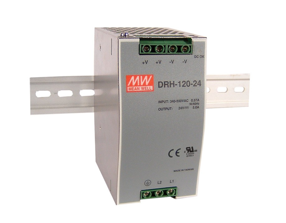 Original MEAN WELL 75W Single Output Industrial Din Rail Switching Power Supply EDR-75 2014 high performance switching power supply 75w single output din rail type power supply