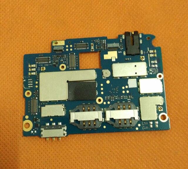 Оригинал материнская плата 1 Г RAM + 8 Г ROM Материнская Плата для Lenovo S856 Quad Core 5.5 ''HD 1280*720 Бесплатная Доставка доставка