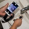 Endoscopio FindFine 5 М 16FT HD 5.5 мм объектив Инспекции Камеры Для Android OTG Смартфонов И ПК IP67 Водонепроницаемый USB розничная камеры