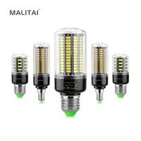 1Pcs 5736 SMD More Bright 5730 5733 LED Corn Lamp Bulb Light 3 5W 5W 7W