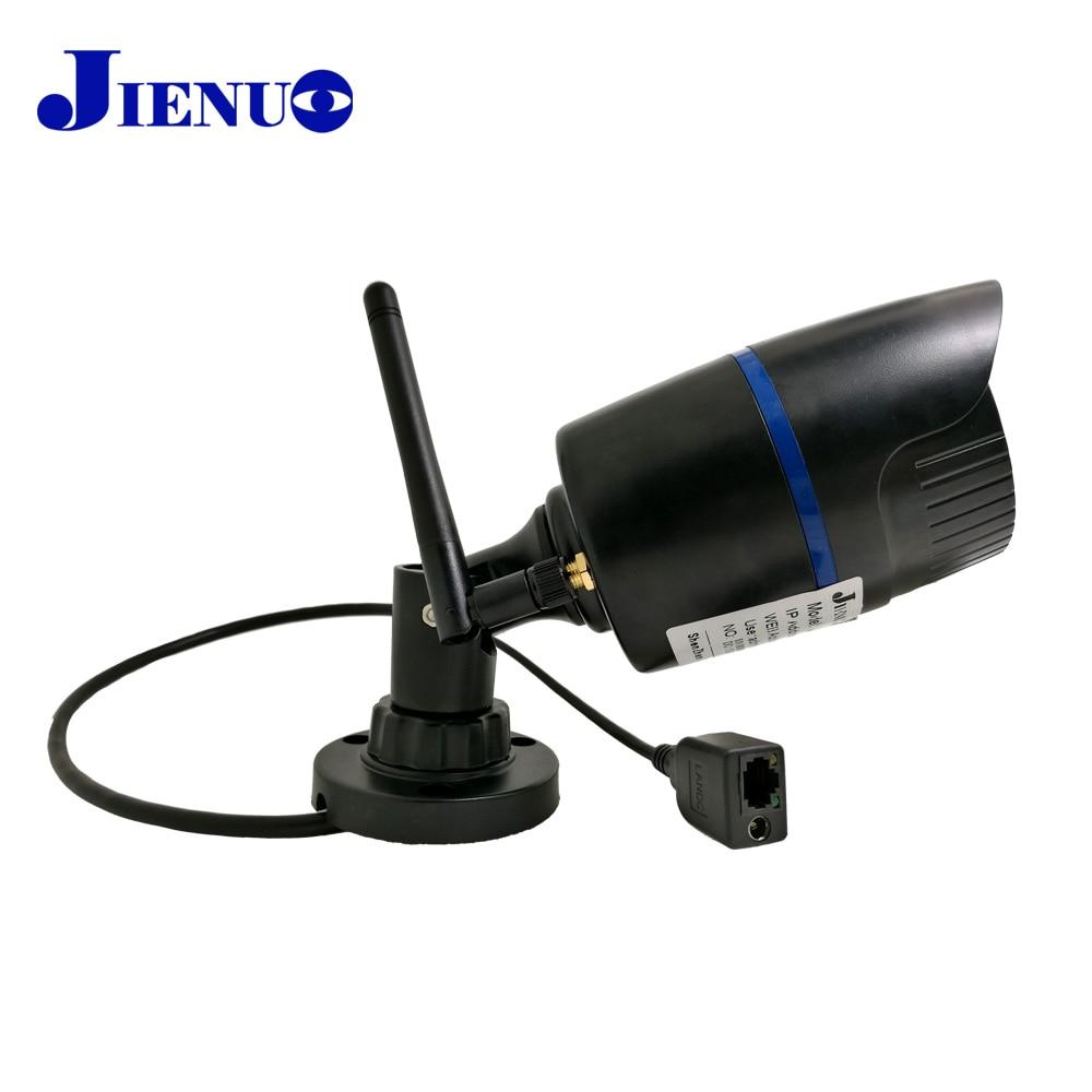 Caméra ip 720 p wifi étanche HD extérieure étanche système de sécurité cctv surveillance vidéo infrarouge mini caméra sans fil à domicile