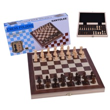 High grade magnetic chess set Folding Professional International Chess games plastic Portable chess Board Size 246*246mm high quality chess magnetic mini portable plastic chess set board games for friends children s
