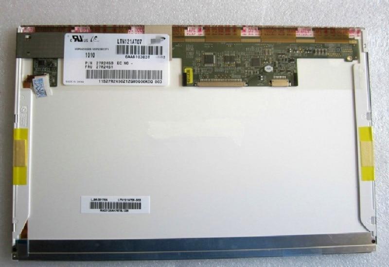 Quying 12.1 LCD MATRIX LP121WX3 TLC1 (TL)(C1) LTN121AT07 B121EW09 V3 LTD121DEVQB00 For Lenovo IBM X200 X201 X201I Laptop new led flex video cable for ibm lenovo x201 x201i series 44c9990 44c9991