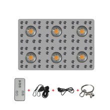 цены Idea light LED grow light 400W 600W 800W Full Spectrum for Indoor Greenhouse grow tent plants grow led light Veg Bloom mode