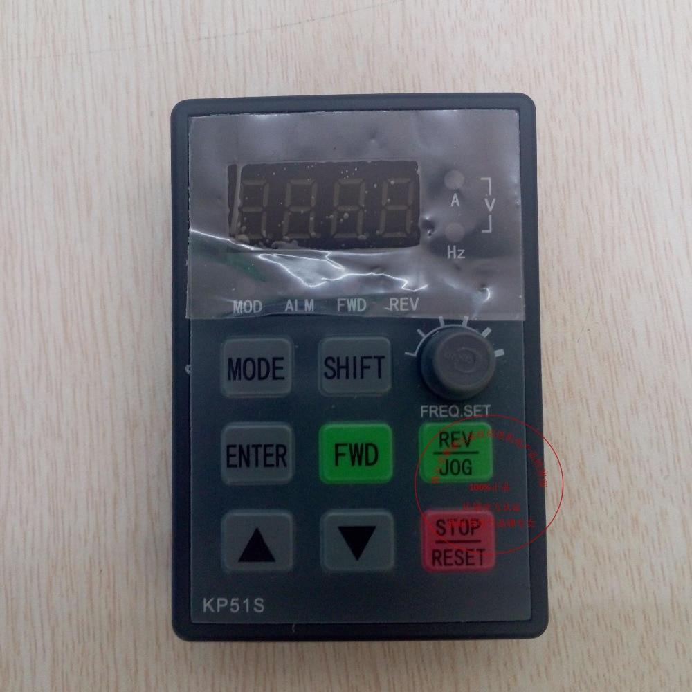 Inverter operation panel  CVF-KP51S inverter operation panel du03 s