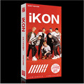 Kpop popular star IKON album collective subsection 120 +1 pcs  Lyrics K-pop Photo LOMO   Gift souvenir Sticker