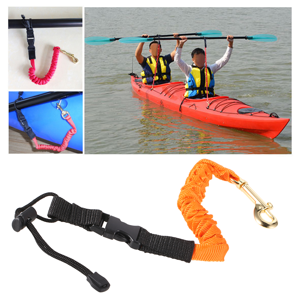 kayak canoe paddle leash surfboard surfing leash rope safety leash boats  LDUK