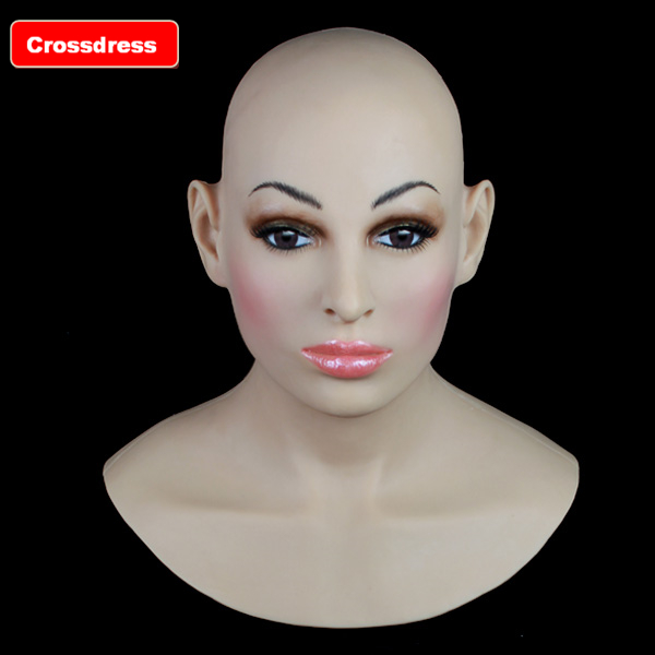 SF 14 Top Quality Realistic Silicone Masks Full Head Mask