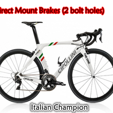 2018 MCipollini RB1K THE ONE Italian Champion Direct Mount Brakes Complete Bicycle