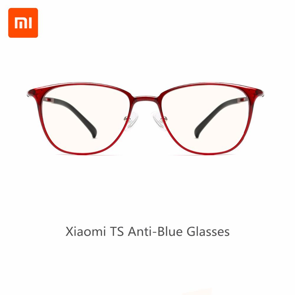 New Xiaomi Mijia Customized TS Anti-blue-rays Protective Glas Eye Protector For Man Woman Play Phone/Computer/Game Color