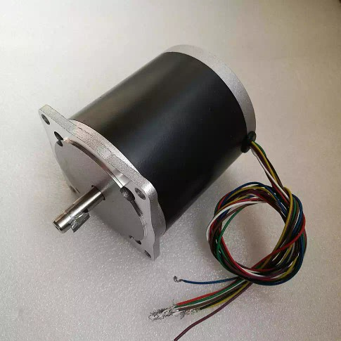 купить 86mm high torque hybrid stepping motor FL86ST94-4008A 4-lead Nema34 Stepper Motor 6A CNC Laser Grind Foam Plasma Cut по цене 3331.2 рублей