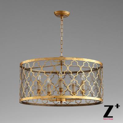 Replica item Quatrefoil Chandelier 5 E14 LIGHTS D66CM Classical Regina-Andrew free shipping