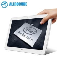 "Original Cube Mix plus 2 in 1 Tablet PC 10.6"" IPS 1920×1080 Windows 10 Intel Kabylake 7Y30 Dual Core 4GB/128GB Camera Type C"