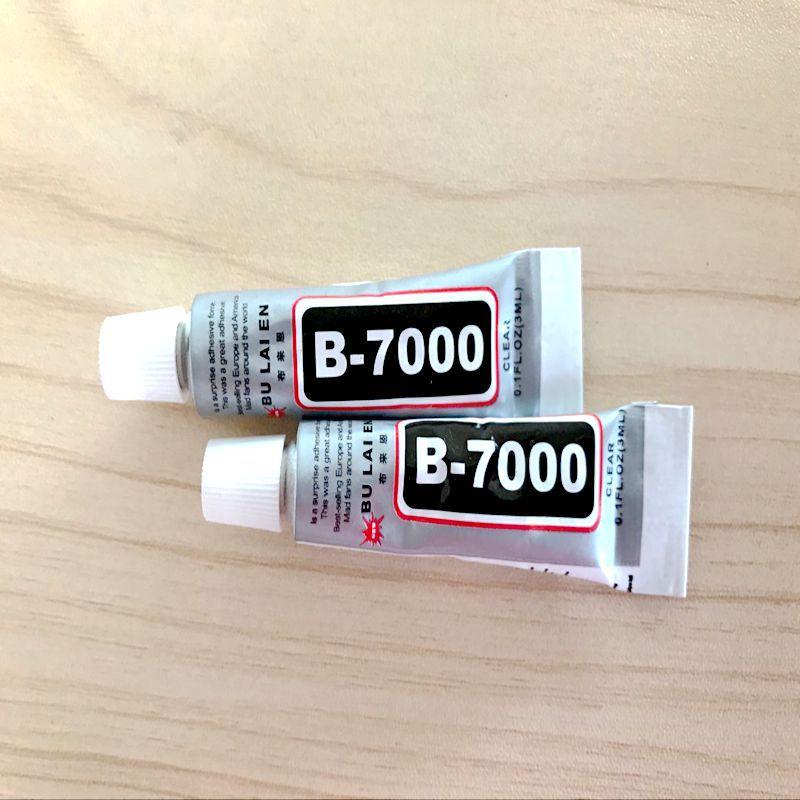 B7000 110ml Adhesive Clear Glue Jewelry Rhinestone Crystal