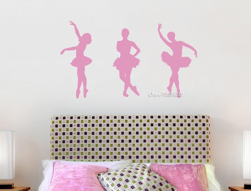 Ballet Wall Art online get cheap wall art stickers ballet -aliexpress