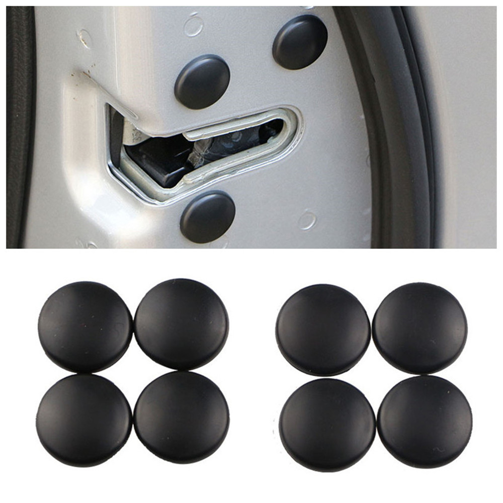 Jameo Auto Car Styling Door Lock Screw Protector Cover for <font><b>Lexus</b></font> RX300 RX330 <font><b>RX350</b></font> IS250 LX570 Is200 Is300 Ls400 <font><b>Accessories</b></font> image