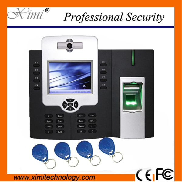 Linux System Smart Id Card Reader Tcp/Ip Iclock 880H High