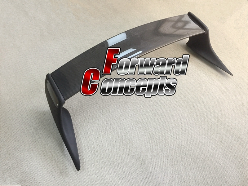 Karbon Fiber Blade üçün uyğun 1993-2002 Supra JZA80 Arxa Qanadlı - Avtomobil ehtiyat hissələri - Fotoqrafiya 3