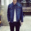 2017 2016 Spring Autumn Man Denim Jacket Men Sportswear casual Casual Jackets, Jeans Jacket Men Plus Size 3XL 4XL 5XL