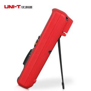 Image 3 - Medidor Digital portátil de 1000V, valores eficaces auténticos, medidor de resistencia de aislamiento, multímetro, Ohm, voltímetro, UNI T, UT505A