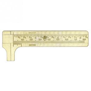 Новые мини-весы, скользящий калибр, штангенциркуль, линейка 80 мм/100 мм/120 мм, карманный измерительный инструмент