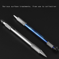 High Quality Simple Luxury Titanium Alloy Defense Pen Tactical Pen Tungsten Alloy Broken Window And Touch Screen Head EDC Tools