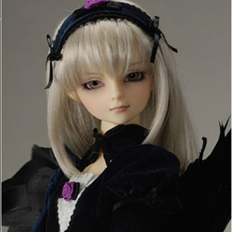 OUENEIFS volks Suigintou bjd 1/3  bjd sd dolls model reborn girls boys eyes High Quality toys makeup shop resin