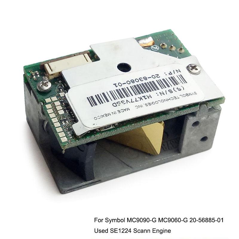 20-56885-01 SE1224 tête de moteur de balayage de Scanner de Laser pour le lecteur de scanner de code barres de MC9090-G de symbole MC9060-G
