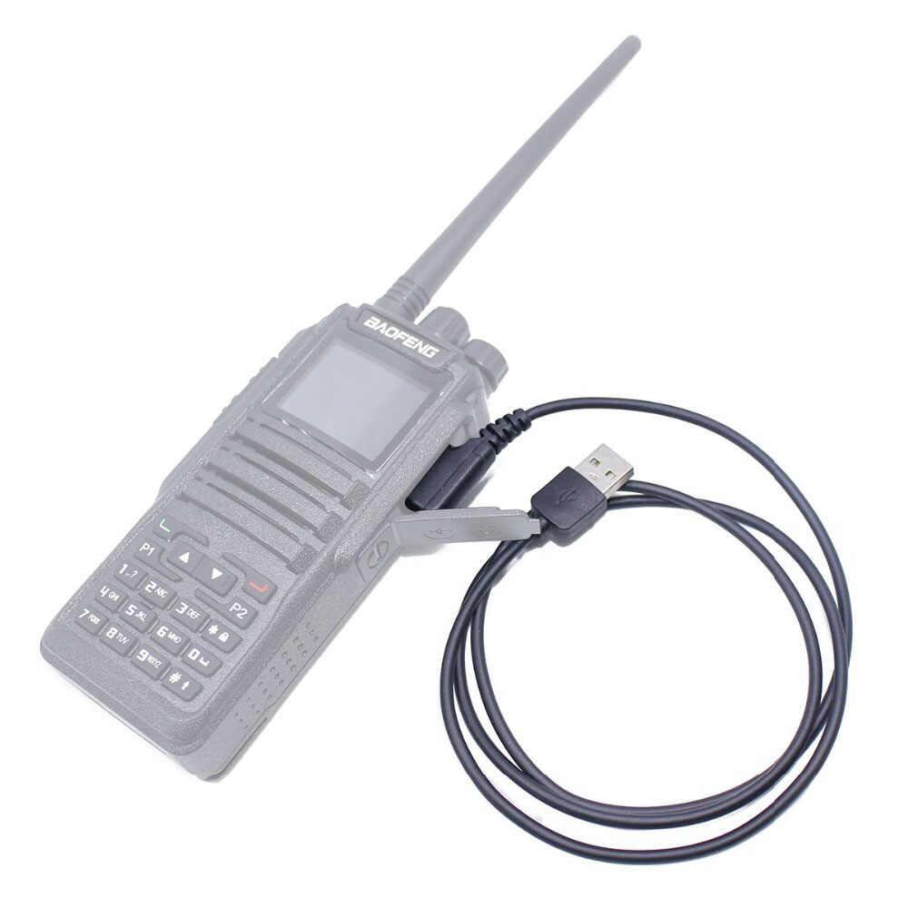 Baofeng DMR Digitale Tier1 & 2 Tier II Usb-programmierkabel Für BAOFENG DM-1701 DM-860 DM-1702 DM-1703 DM-1706 DM-X Schinken radio