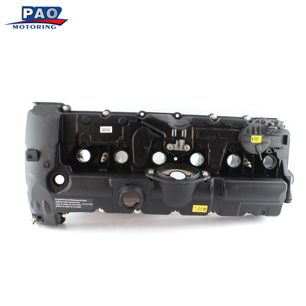 Bmw Z4 V6: Engine Valve Cover For BMW E60 E65 E66 E82 E90 E70 Z4 X3
