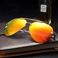 2016 Hombres de la Marca de los hombres gafas de Sol de HD gafas de sol Polarizadas de Los Hombres Marca Sport gafas de Sol Polarizadas de Alta calidad Con El Caso Original