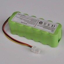 14,4 В SC Ni-MH перезаряжаемый аккумулятор 3500 мАч пылесос робот для Samsung Navibot SR8840 SR8845 SR8855 SR8895 VCA-RBT20