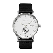 Creative Luxury Fashion Black & White Strap Watch Men Quartz Watch Casual Males Sport Business Wrist Men Watch relogio masculino