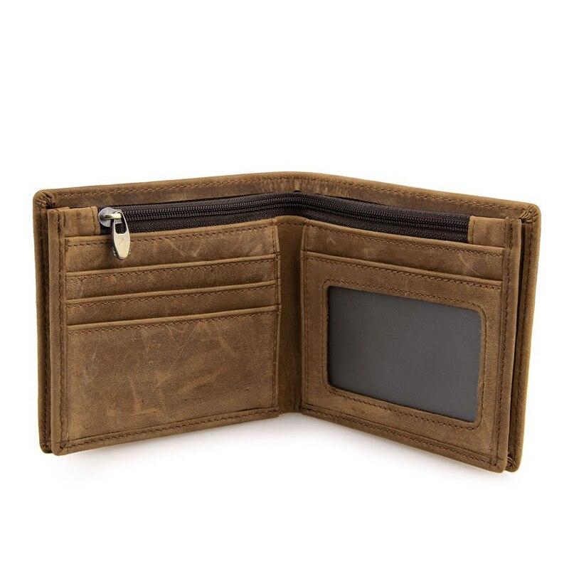 Genuine Leather Men Wallet…